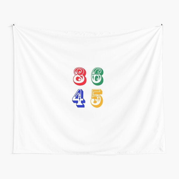 86 45 - IMPEACH TRUMP Tapestry