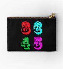 86 45 - Impeach Trump Zipper Pouch