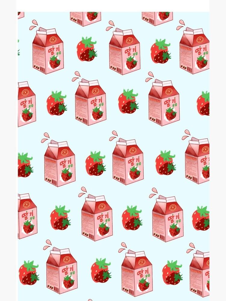 Strawberry Milk by ThingsGoSouth