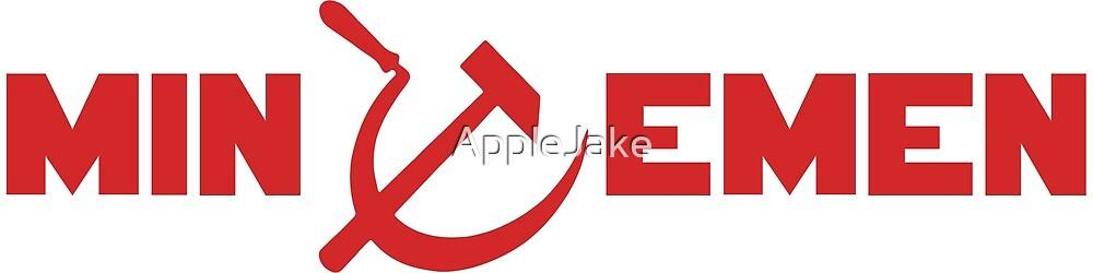 Minutemen by AppleJake
