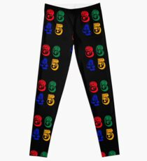 86 45 - IMPEACH TRUMP Leggings