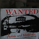 Wanted sign... by BellaStarr