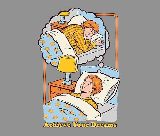Erreiche deine Träume von Steven Rhodes