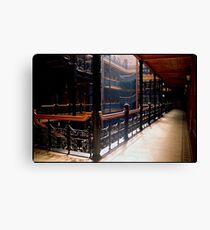 Bradbury Building Canvas Print
