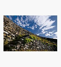 Donegal Sky Photographic Print