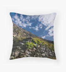 Donegal Sky Throw Pillow