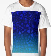 Hearts Colors Long T-Shirt
