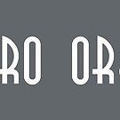 Astro Orbiter Zeichen von FinnFromNY