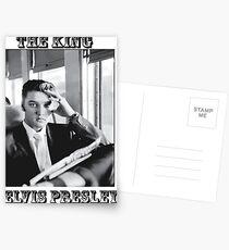 Elvis Presley Postcards