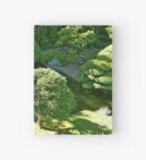 SF Japanese Tea Garden Study 9  Hardcover Journal
