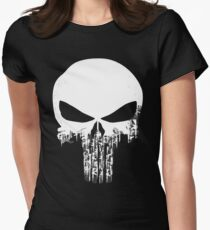 Weapons Of Punishment Women's Fitted T-Shirt