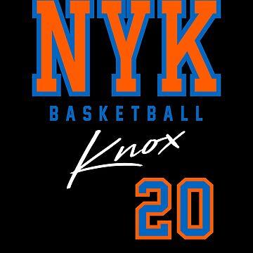 Knox, NY Basketball by BonafideIcon