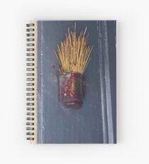 Incense  Spiral Notebook