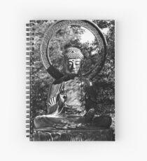 SF Japanese Tea Garden Study 11  Spiral Notebook