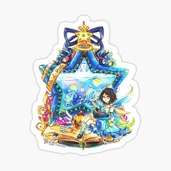 Fairy Charm of Success Sticker