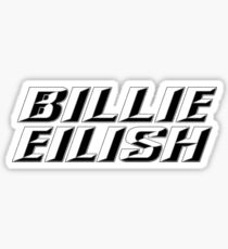 billie eilish you should see me in a crown Sticker