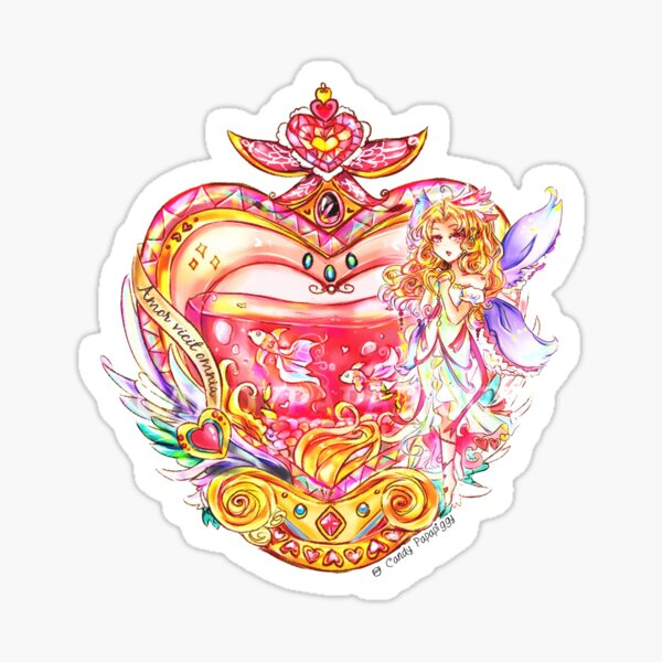 Fairy Charm of Love Sticker