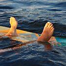 Feet Up by Jonathan Eggers