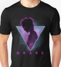 Steins Gate 0 Okabe - Anime Shirt Unisex T-Shirt