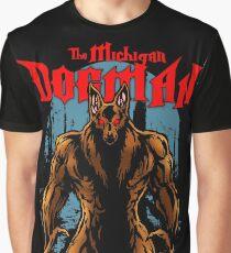 The Michigan Dogman Graphic T-Shirt
