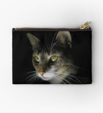 Caturday Portait Studio Pouch