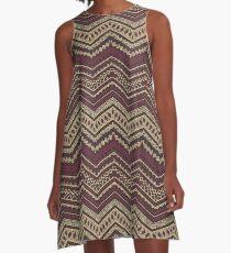 Seminole Gameday Dress 4 A-Line Dress