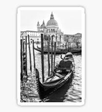 Romance Gondola Sticker