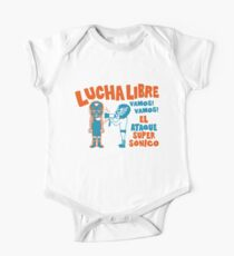 LUCHA LIBRE#33 One Piece - Short Sleeve