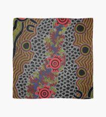 Aboriginal Art - Gathering Scarf
