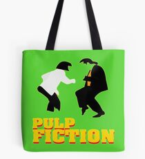 """The famous dance from the Film """"Pulp Fiction"""" Tote Bag"""
