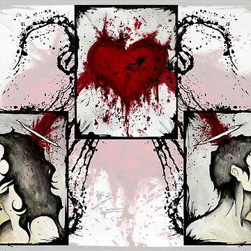Love Is Suicide by SubConArt