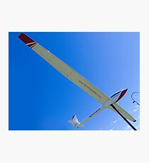 Come fly with me. Photographic Print