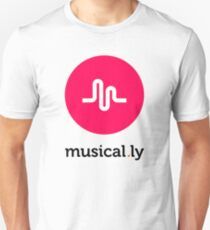 musical.ly music Unisex T-Shirt