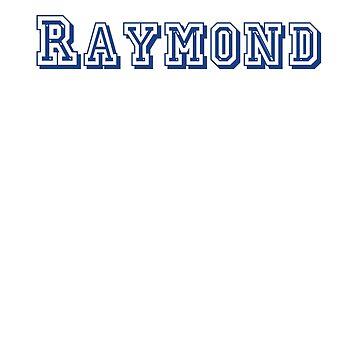 Raymond by CreativeTs