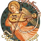 NYCKELHARPA: MUSIC OF ANGELS (GERMAN) by DilettantO