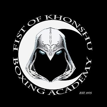 Fist of Khonshu Boxing Academy by Squaba
