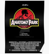 Anatomy Park Poster Poster