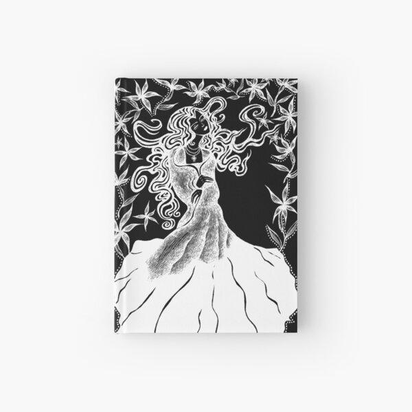 Belladonna - Reverse Hardcover Journal