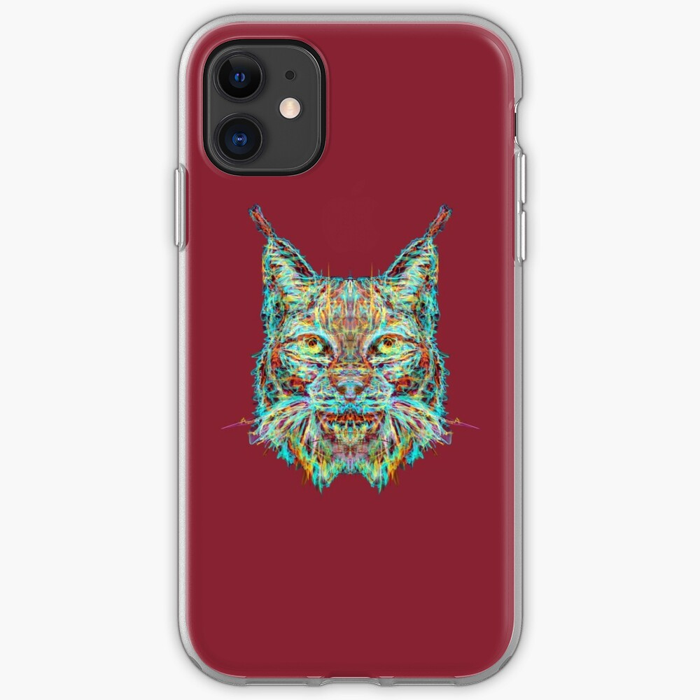 Lynx iPhone Case & Cover