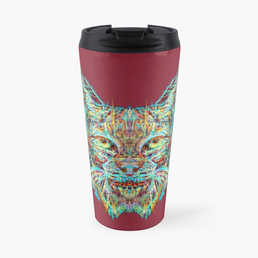 Lynx Travel Mug