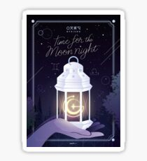 GFRIEND (여자친구) Time for the Moon Night Sticker