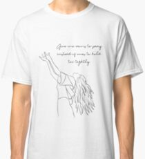 Florence and the Machine 100 years Classic T-Shirt