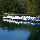 Boats - South Marine Park, South Shields by BlueMoonRose