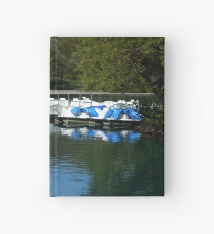 Boote - South Marine Park, Südschilder Notizbuch