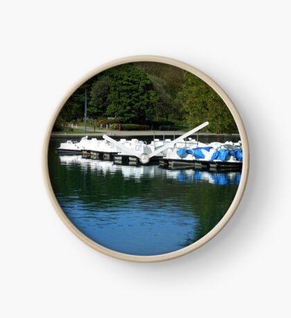 Boote - South Marine Park, Südschilder Uhr