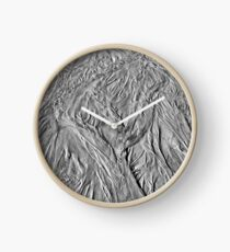 Water wash. Clock