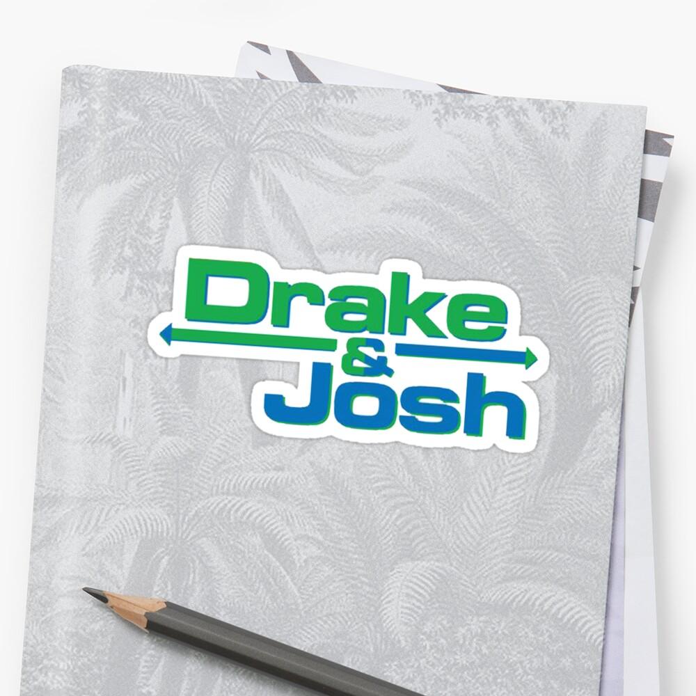 Drake and Josh by adjsr