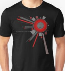 Digital Lens RED Unisex T-Shirt