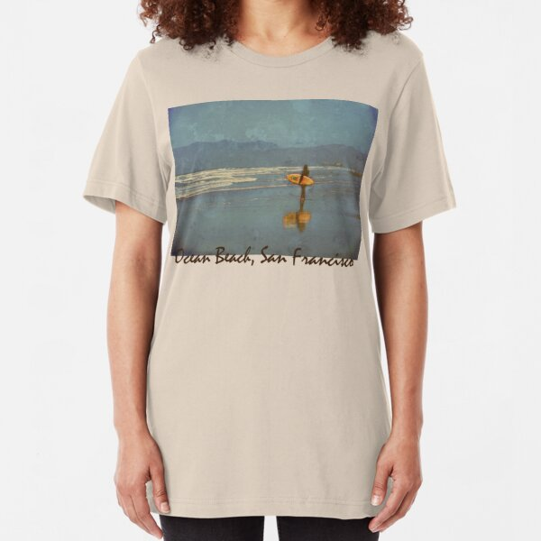 Surfer Tee Slim Fit T-Shirt
