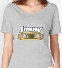Suzuki Jimny LJ50 grill Women's Relaxed Fit T-Shirt